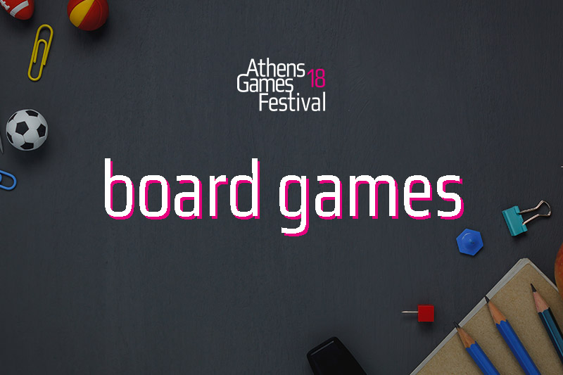 Call for entries (board games)